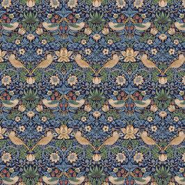 Modern - Morris - motivo blu