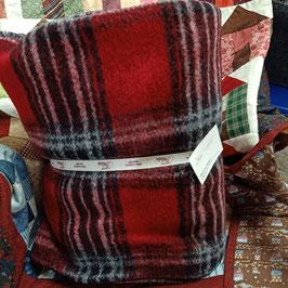 I Nastri di Mirta - Scottish Burberry Rosso