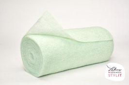 Vello di lana - verde acqua