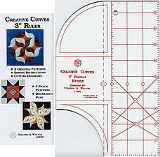 VIRGINIA A. WALTON - Creative curves 3""