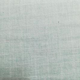 Cotone organico - verde tinta unita