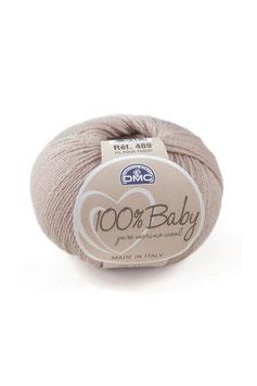 DMC 100% Baby Merino - Tortora  (11)