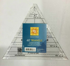 EZ QUILTING - Triangolo 60°