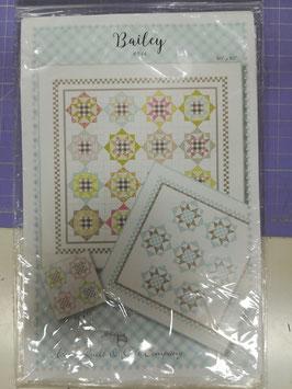 Bayley - pattern per quilt