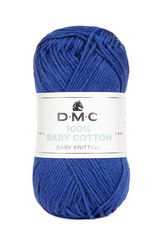 DMC 100% Baby Cotton - Blu Cina (798)