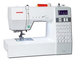 JANOME 6030DC - usato garantito (usata solo in negozio!): 30 punti tutti per te per cucire, creare e quiltare!