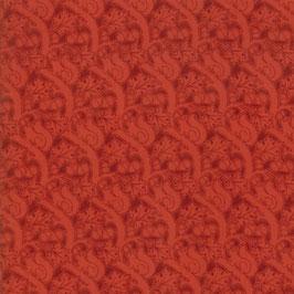 Voysey - Scoiattolo sui rami arancione