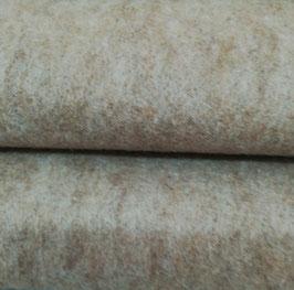 Feltro di lana termomodellabile sabbia scuro