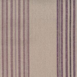 Misto lino shabby chic - lilla, viola e lino, fasciato