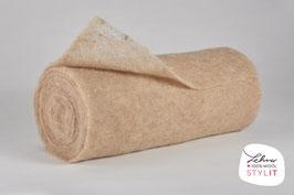 Vello di lana - nocciola
