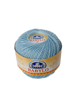 DMC Babylo size 5 (Titolo 5) - Colore 800 (Celeste)