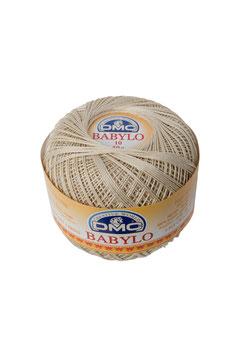 DMC Babylo size 10 (Titolo 8) - Colore 842 (Color Lino)