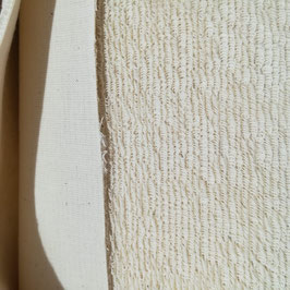 Spugnosa - tessuto pesante effetto spugna già foderato