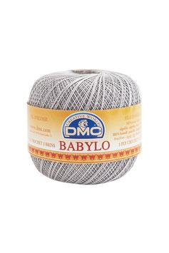 DMC Babylo size 10 (Titolo 8) - Colore 415 (Grigio)