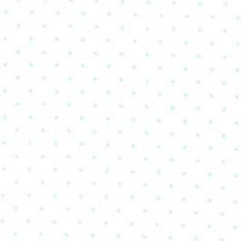 Essential dots - Pois celeste fondo bianco