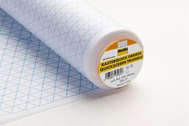 Rasterquick triangolare: interfodera lavabile per lavori patchwork precisi