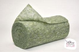 Vello di lana - verde scuro