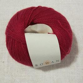 Rowan fine lace - rosso
