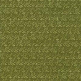 Voysey - Fiore piccolo verde