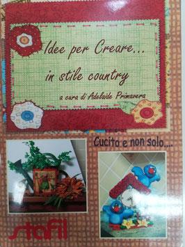 Idee per creare in stile country. Cucito e non solo