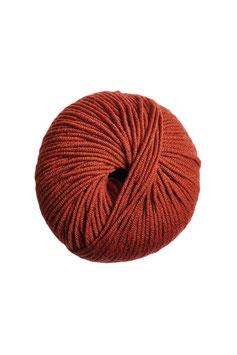 DMC woolly 5 - 511 - ruggine