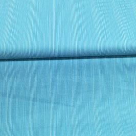 Basic Essential - striato azzurro e bianco