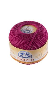 DMC Babylo size 10 (Titolo 8) - Colore 600 (Fuxia)