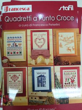 Crea con Francesca: Quadretti a punto croce