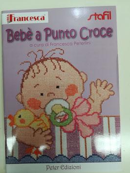 Crea con Francesca: Bebè a punto croce