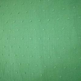 Cotone leggero PLUMETIS - verde acqua