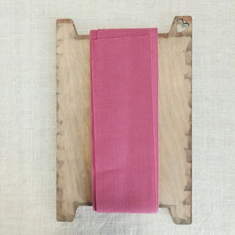 """Nastro cencioso by """"I nastri di Mirta"""" colore rosa ortensia."""