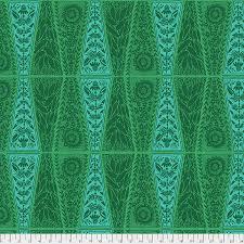 Triple Take - New dresden lace grass