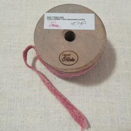 """Cipiglia by """"I Nastri Di Mirta"""" - Nastro rosa 1.5cm"""