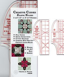 VIRGINIA A. WALTON - Creative curves ellipse rulers