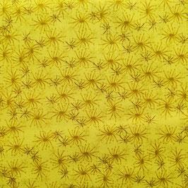 Modern Foglie - soffioni piccoli giallo