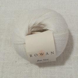 Rowan fine lace - bianco