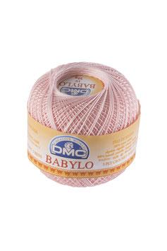 DMC Babylo size 10 (Titolo 8) - Colore 818 (Rosa Baby)
