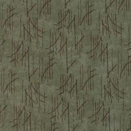 Prairie grass - graffi fondo verde