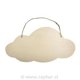 Rayher - nuvola grande da appendere