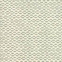 Prairie grass - foglioline fondo bianco