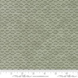 Prairie grass - foglioline scure fondo verde chiaro