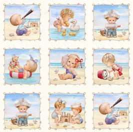 Baby - Mare vintage (60*110 cm)