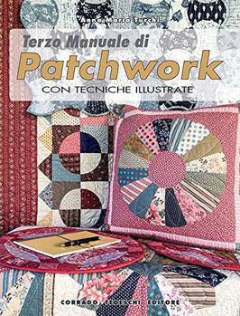 Terzo Manuale di Patchwork by Anna Maria Turchi