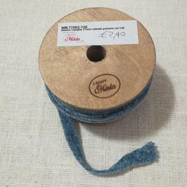 """Cipiglia by """"I Nastri Di Mirta"""" - Nastro azzurro 1.5cm"""
