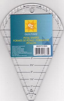EZ QUILTING - Forma petali