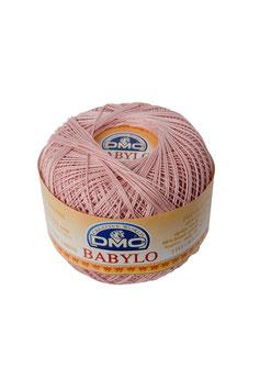 DMC Babylo size 10 (Titolo 8) - Colore 224 (Rosa)