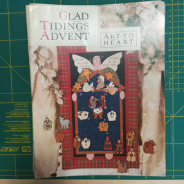 Art to heart - Glad tidings advent