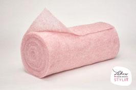 Vello di lana - rosa