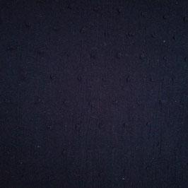 Cotone leggero PLUMETIS - blu notte
