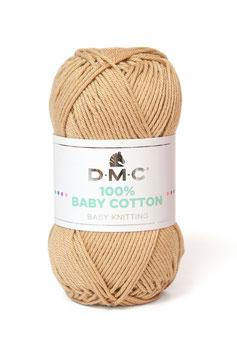 DMC 100% Baby Cotton - Nocciola Chiaro (773)